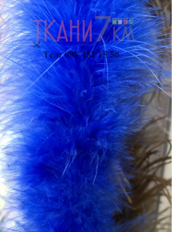 Марабу, длина пера 1.8 №5