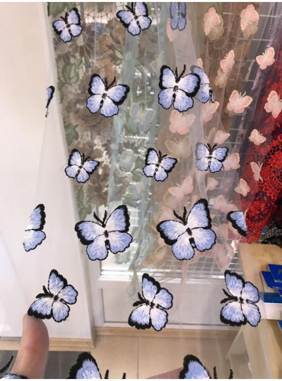 Бабочки на Сетке, ширина 1.4 №3