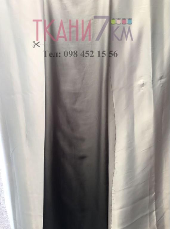 Искусственный шелк с переходом, ширина 1,5 м №3