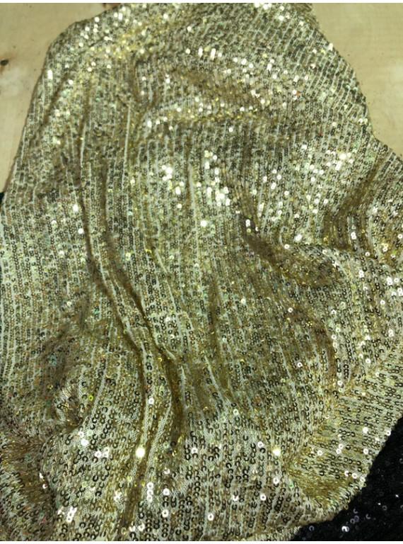 Пайетка на вечерние платья, ширина 1,3 м №13