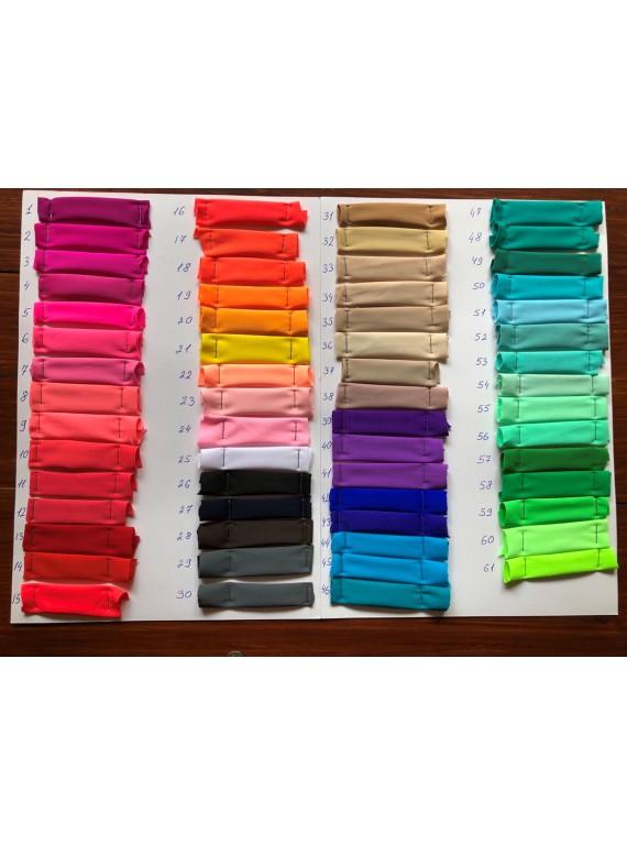 Ткань бифлекс матовый, ширина 1.5, планшетка