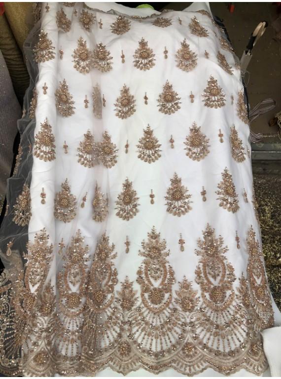 Ткань на вечерние и выпускные платья, дизайн 3, №1