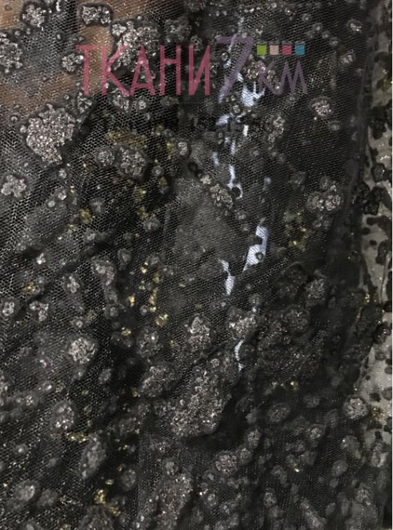 Дождь с напылением, ширина 1.4 №4