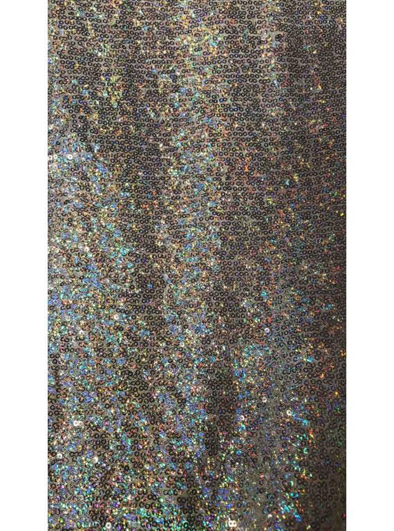 Пайетка голограммная, ширина 1,5 метра №1