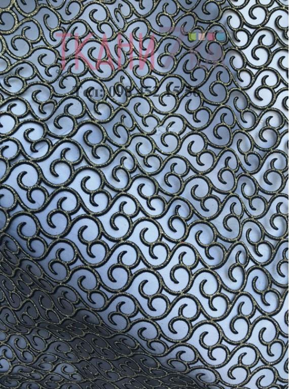 Евро-сетка с флоком и напылением №3