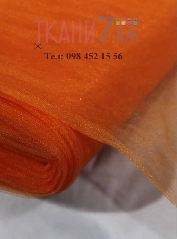 Фатин с блеском средней жесткости, ширина 1,5 м № 5