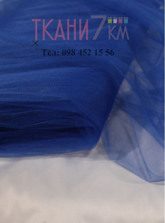 Ткань фатин скользковатый, ширина 1.3 м № 24