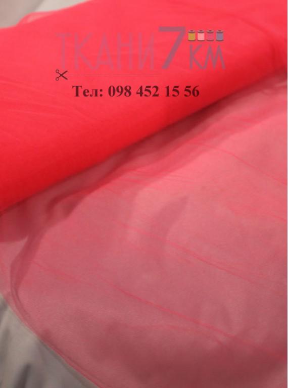 Ткань фатин скользковатый, ширина 1.3 м № 27