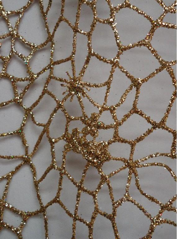 Ткань сетка паутинка, ширина 0,9 м